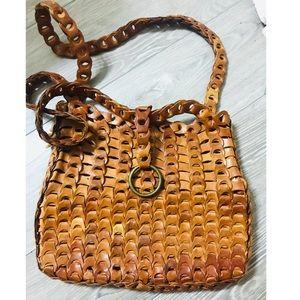 Handbags - Vintage boho purse